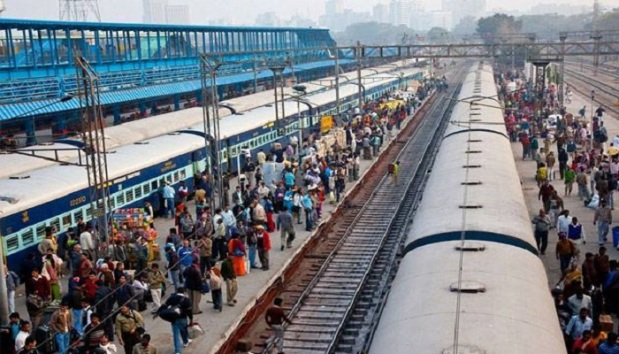 delhi railway