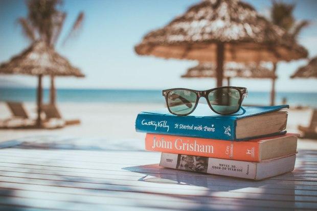 Lire en voyage parce qu'on a du temps