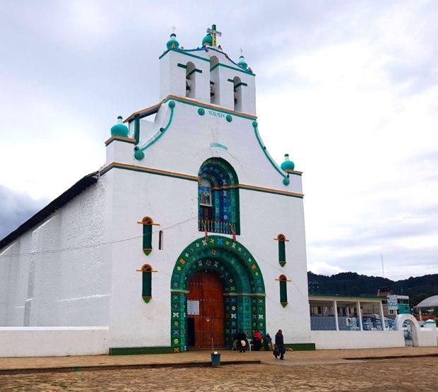 Eglise de San Juan Chamula